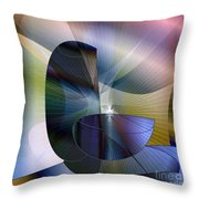 Timeless Vision Throw Pillow