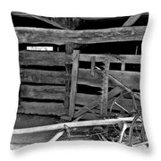 Times Gone By One Throw Pillow