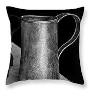 Tinsmith's Refreshment Throw Pillow