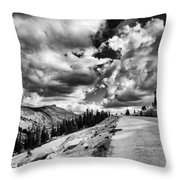 Tioga Pass Throw Pillow