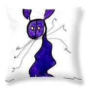Tis Lost Throw Pillow