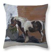 Tiverton Throw Pillow by Caroline Hervey-Bathurst