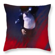 To Be Loved Throw Pillow by Kume Bryant