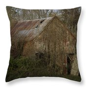 To Be Versed In Country Things Throw Pillow