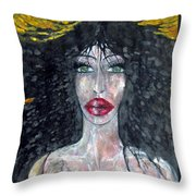 To Front Throw Pillow