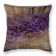 To Seed Throw Pillow