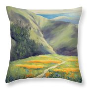 To Soar Like An Eagle Throw Pillow
