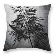 To Stand Alone  Throw Pillow