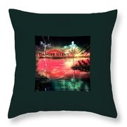 To Take The World By Storm Throw Pillow