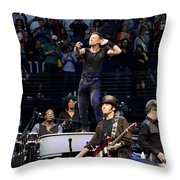 To The 10th Throw Pillow