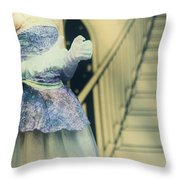 To The Ball Throw Pillow