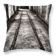 To The Nightmare Throw Pillow