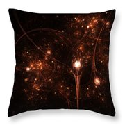 To The Stars And Back Throw Pillow