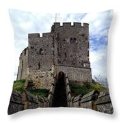 To The Tower Throw Pillow