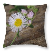 To Weed Or Not To Weed... Throw Pillow