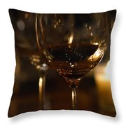 Toast For Wine Lovers 1 Throw Pillow