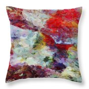Today Is Yesterdays Love Throw Pillow