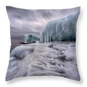 Tofte Oce Formations Throw Pillow