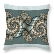 Together 2 Throw Pillow