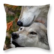 Together At Last Throw Pillow