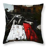 Together Finally Throw Pillow