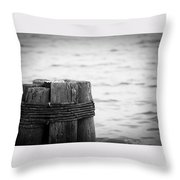 Together Throw Pillow by Toni Hopper