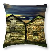 Together Until The End Throw Pillow