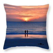 Together We Stand  Throw Pillow