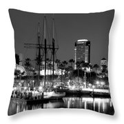 Tole Mour Throw Pillow