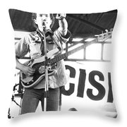 Tom Robinson Band Throw Pillow