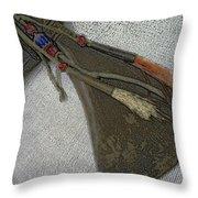 Tomahawk Throw Pillow