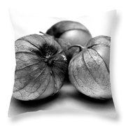 Tomatillos Throw Pillow