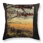 Tommy's Serenity Throw Pillow
