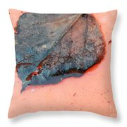 Too Late For Hydration Throw Pillow