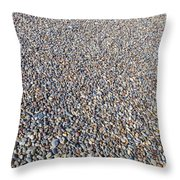 Too Many To Count Throw Pillow