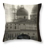 Top Hat Throw Pillow by Joana Kruse