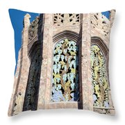 Top Of The Singing Tower House					 Throw Pillow