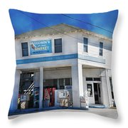 Topsail's Godwin's Throw Pillow