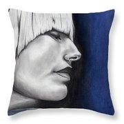 Tori Amos As Isabel Throw Pillow