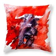 Toro Throw Pillow