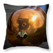 Torpedo  Throw Pillow