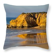 Torquay Surf Beach Australia Throw Pillow