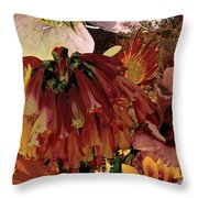 Torremolinos Left Throw Pillow