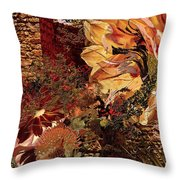 Torremolinos Right Throw Pillow