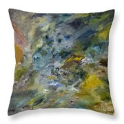 Torrent Throw Pillow