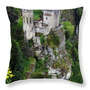 Torretta Pepoli Throw Pillow