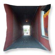 Torrington Passageway 1 Throw Pillow