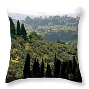 Toscana Throw Pillow