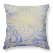 Total Freedom Af Mind And Spirit Throw Pillow