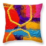 Totem Iv Throw Pillow